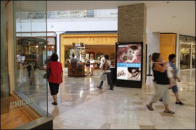 Mall Advertising