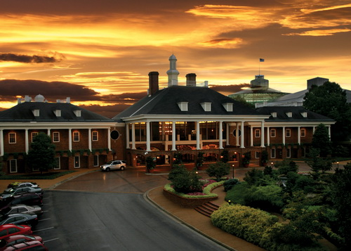 All of the Imaging USA events will be held in the Gaylord Opryland Resort & Convention Center, the largest non-gaming facility in the continental US.