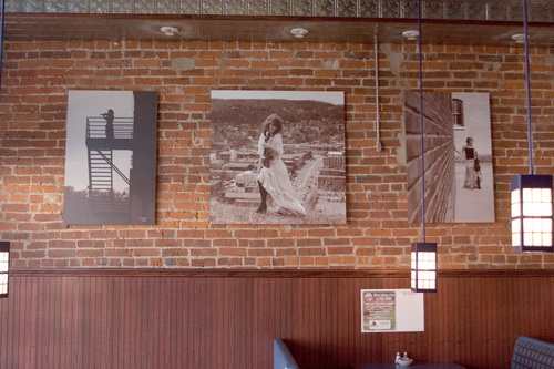 Businesses of all sizes can afford custom wall art for Pictures for restaurant walls