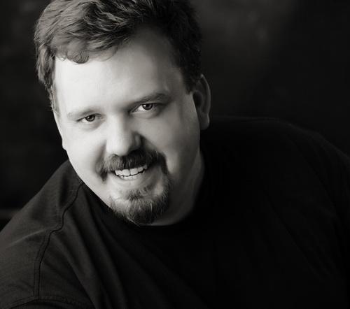 Portrait of Jeff Dachowski by Don Chick