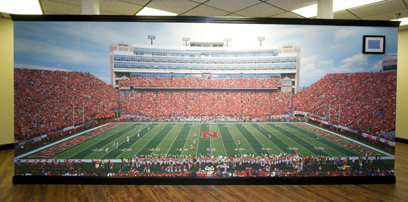 Sports Wall Murals picture the possibilities for custom wall murals | lexjet blog