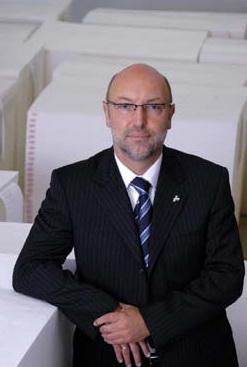 Joerg Adomat, Hahenmuhle CEO
