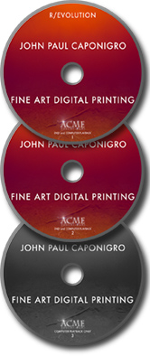 John Caponigro's New DVD Explains Fine Art Digital Printing