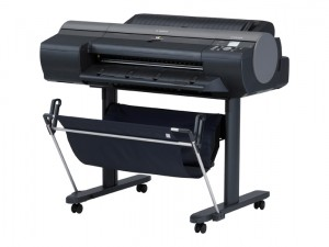 20100222 loRes ipf6300 3q 300x225 Canon Will Show Three New Wide Format Printers at WPPI