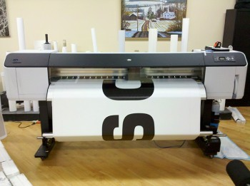 Solvent Inkjet Printer Maintenance