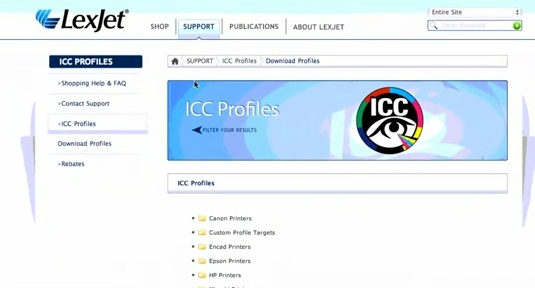 How to Install ICC Profiles - Breathing Color