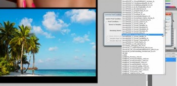 How to soft proof an image in Photoshop