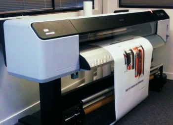 Epson GS6000 solvent inkjet printer