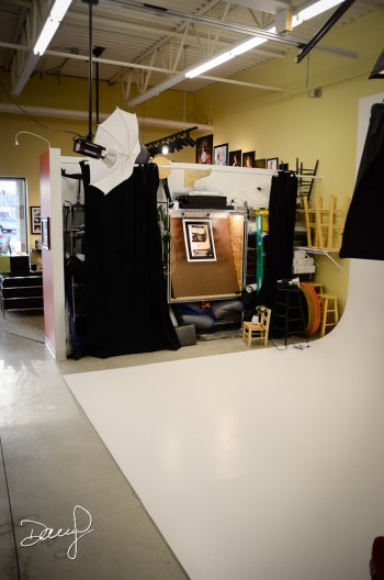 How to make your own studio sized spray booth