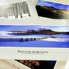 Posters fine art inkjet printing