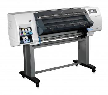 HP latex inkjet printer