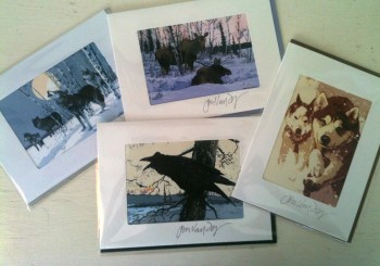 Printing inkjet canvas for fine art reproductions