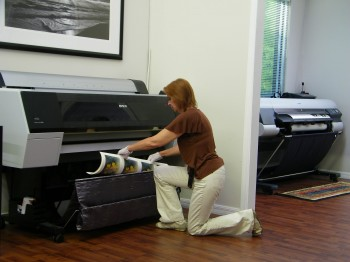 Printing fine art and photography