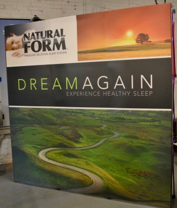Printing durable tradeshow graphics