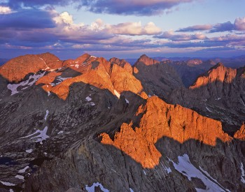 Photographing Colorado's 14,000 foot peaks