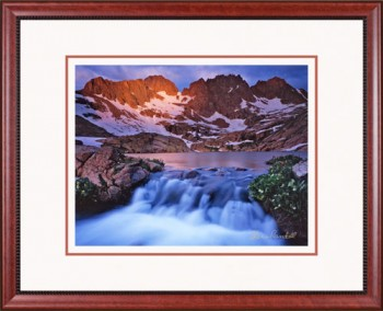 Printing fine art outdoor landscape photos
