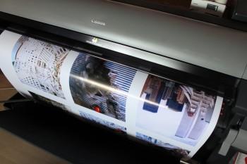 Printing 911 memorial images