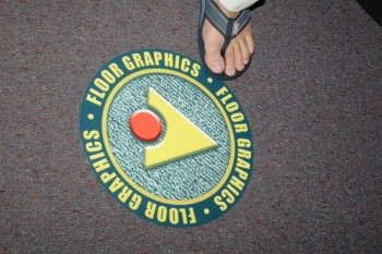 How to apply and use carpet graphics