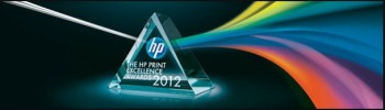 Printing award for HP inkjet printers