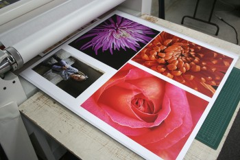 Inkjet printing photos and fine art