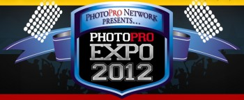 Win awards and prizes at the PhotoPro Expo 2012