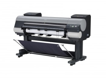 Financing for a Canon wide format inkjet printer