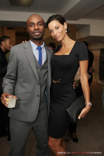 Nicole Murphy hosts gallery exhibition of Maxwell Dickson art