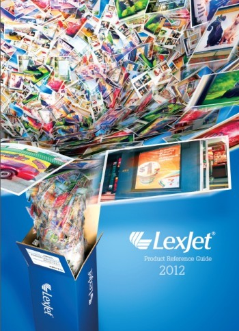 Inkjet printing materials and equipment catalog