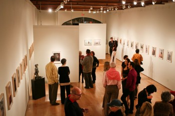 Fine art photography exhibition in Los Angeles
