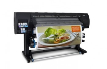 Large format inkjet printer lease program