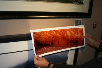 Inkjet printing fine art photography