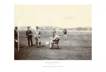 Preserving and printing historical golf photography