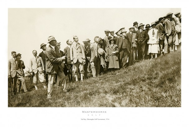 Printing historical golf photography