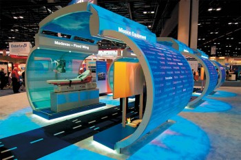Award winning trade show and exhibit design