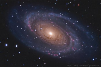 Capturing galaxies with astrophotography