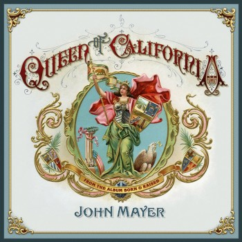 Queen of California single artwork