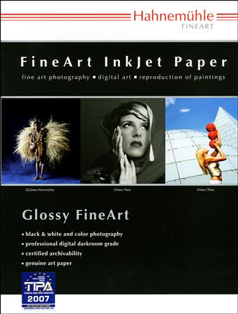 Rebates on fine art papers