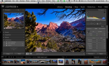 Free webinar on landscape photography