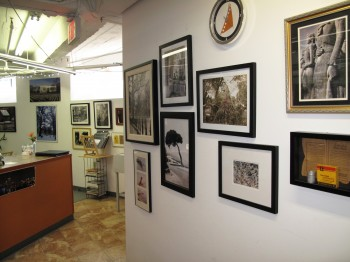 Photo lab and fine art reproduction