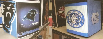 Printing mini fridges with logos and promotions