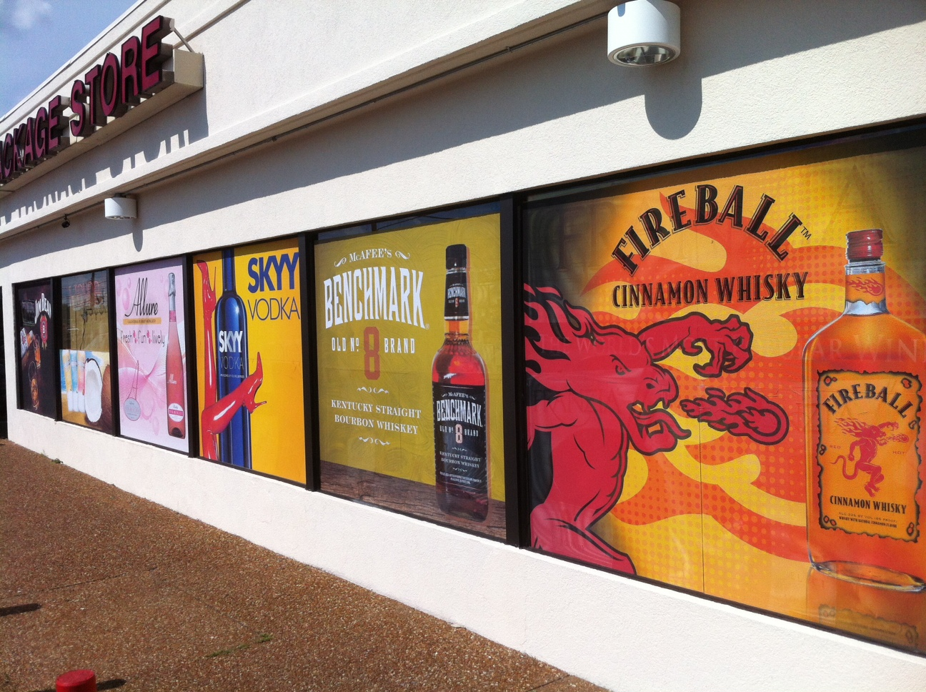 Printing Window Graphics With Curb Appeal Lexjet Blog