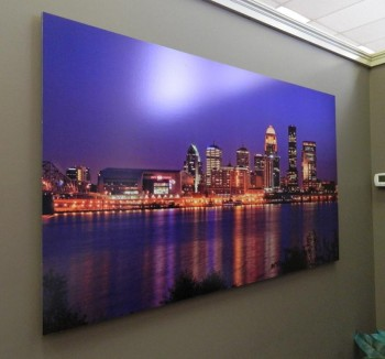 Photo reproduction for interior decor