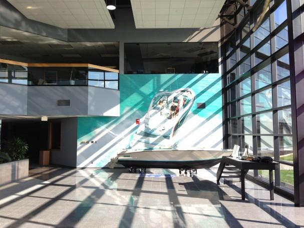 Printing wall murals