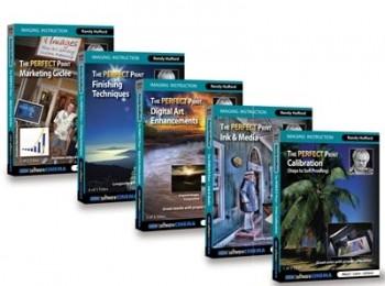 Educational DVDs on photography and printing