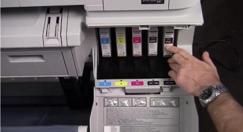 Setting up Epson inkjet printers for technical and GIS printing