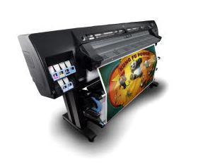 HP latex inkjet printer training
