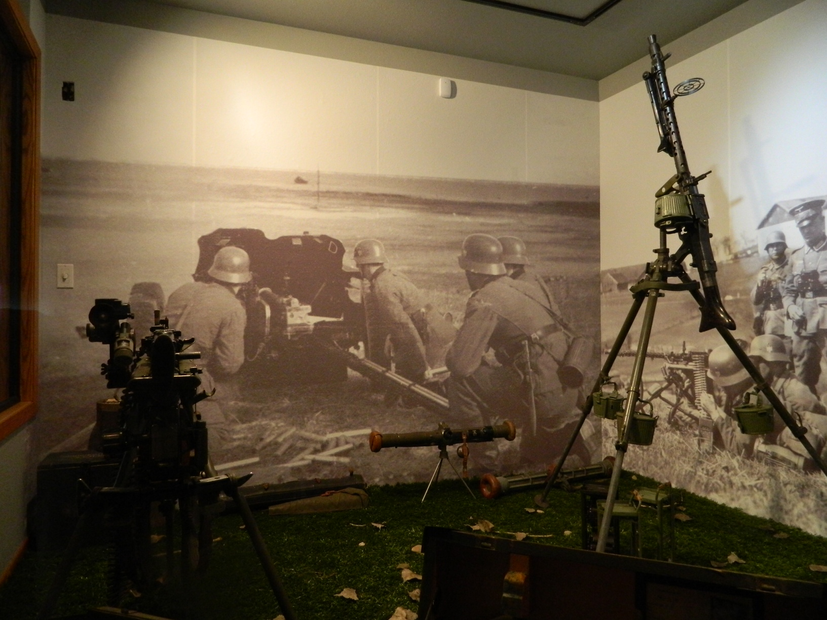 Inkjet Printed Wall Murals Illustrate Military History LexJet Blog