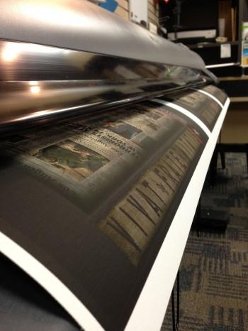 Printing Canvas