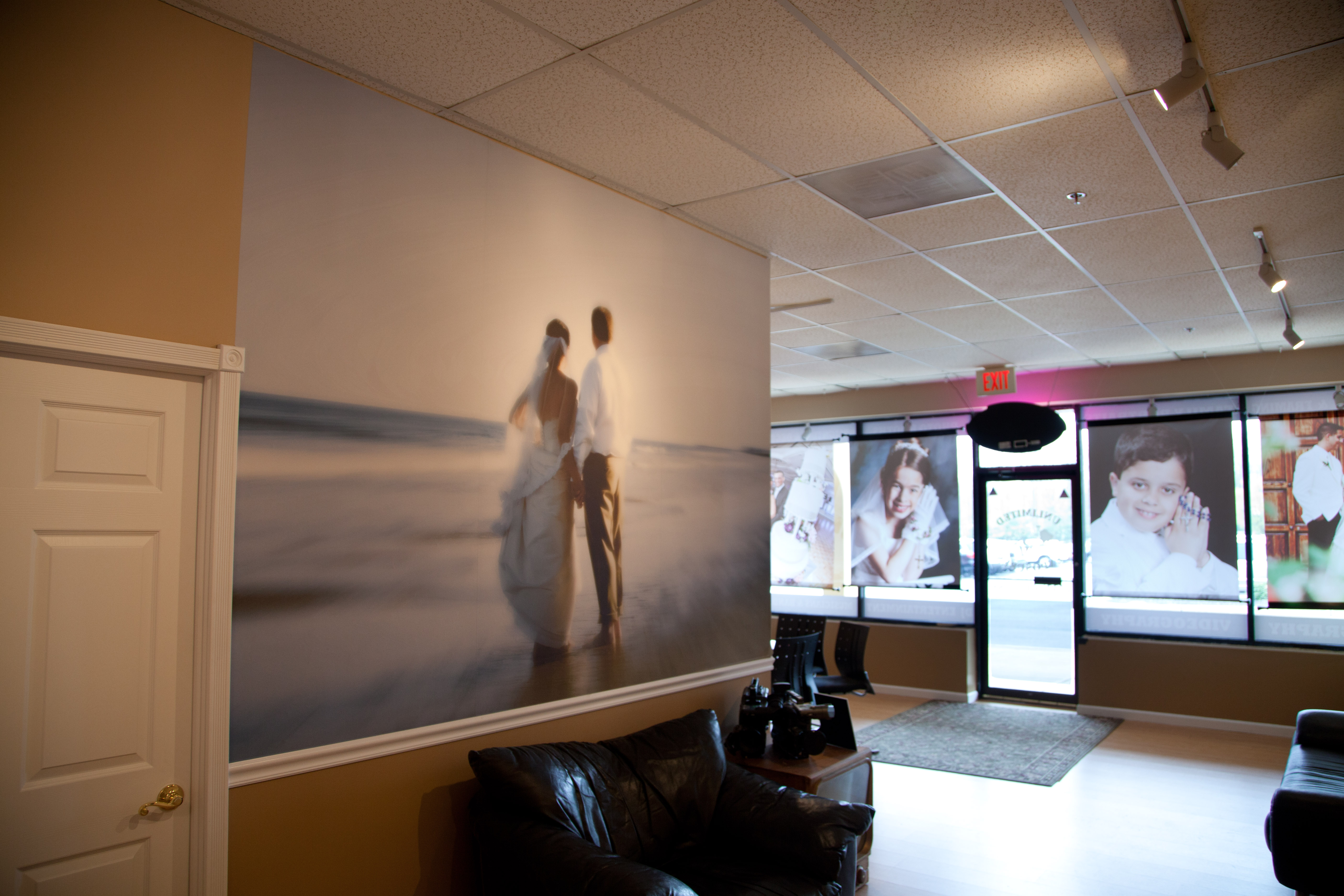 Wall Mural And Window Banners