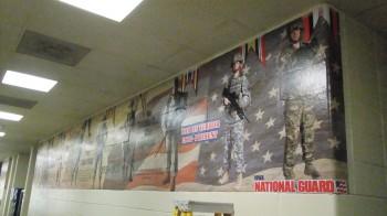 Inkjet Printed Wall Mural
